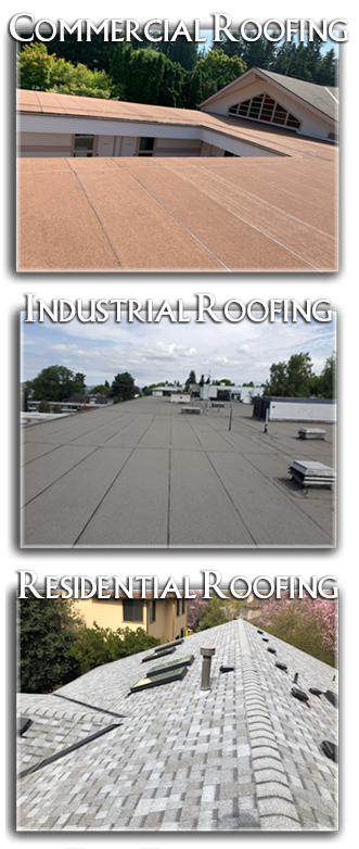 Composition Roofing Repairs